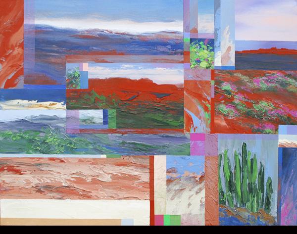, 'Red Rocks,' ca. 2011, L'Attitude Gallery
