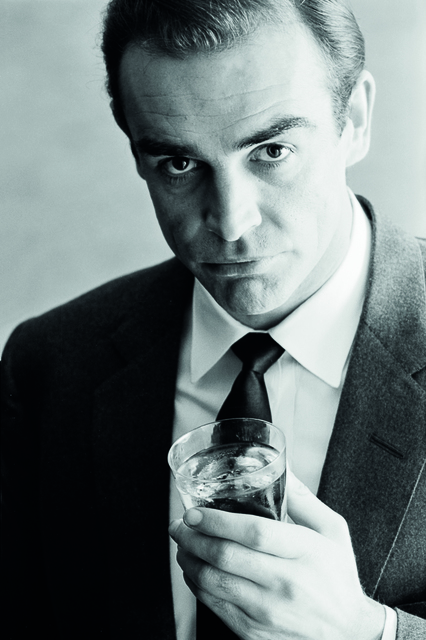 , 'Sean Connery, Advertising Shoot for Smirnoff Vodka, 1962,' 1962, ElliottHalls