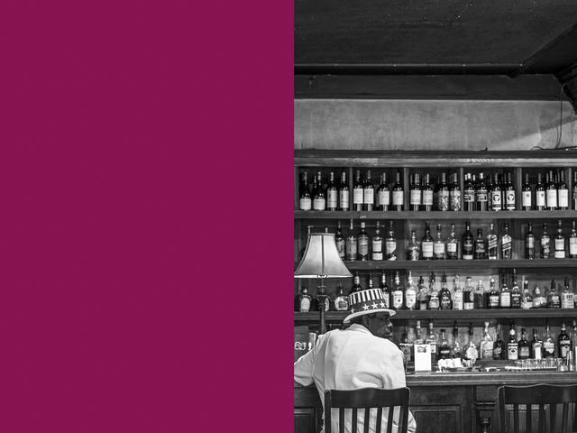 Wendel Wirth, 'Man in Bar', 2017, Gilman Contemporary