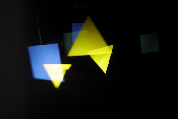 João Maria Gusmão & Pedro Paiva, 'The corner edges of objects appear rounded at faraway distances,' 2012, Graça Brandão