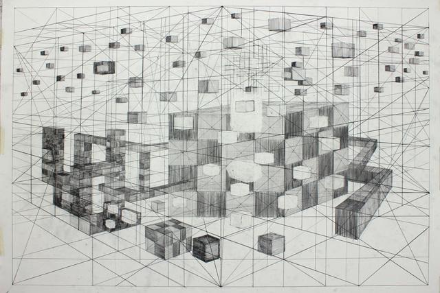 , 'The Number 9 Sessions (39),' 2015, Maurits van de Laar