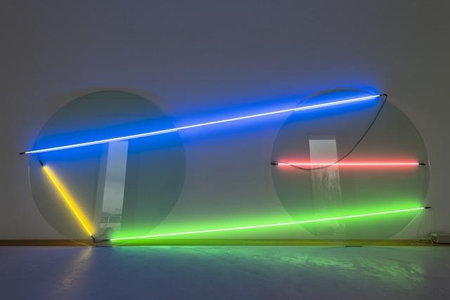 , 'BA-O-BA Circle Dyptich,' 1969, Häusler Contemporary