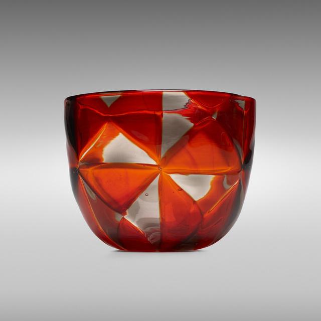 Ercole Barovier, 'Intarsio bowl', c. 1961, Wright
