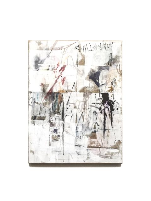 , 'Commuter (Cameo),' 2015, Galleri Jacob Bjørn