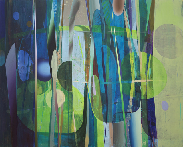 , 'Amplitude 2,' 2017, Gallery EM