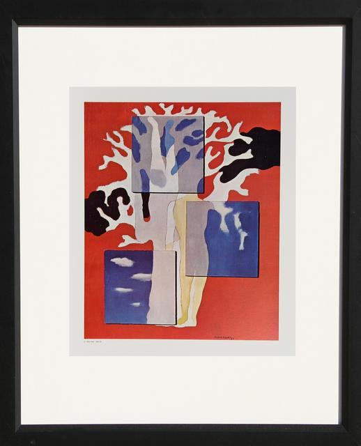 Herbert Bayer, 'The Tree', 1965, RoGallery
