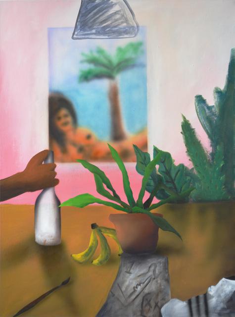 , 'Drink up 'cause Tahiti ain't free,' 2016, Projet Pangée