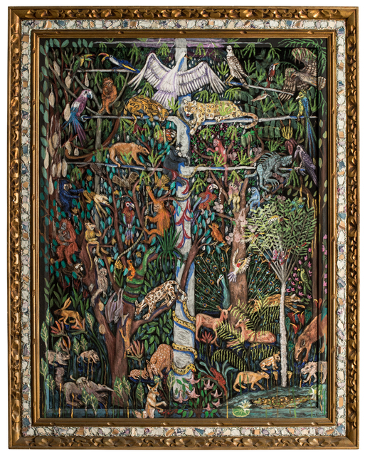 , 'The Rainforest,' 1997, JAYJAY