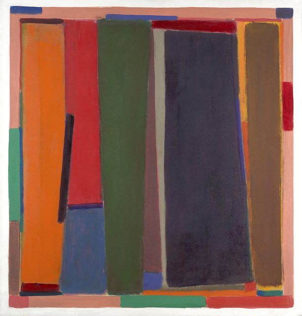 , 'Jazz-M-68,' 1968, Berry Campbell Gallery
