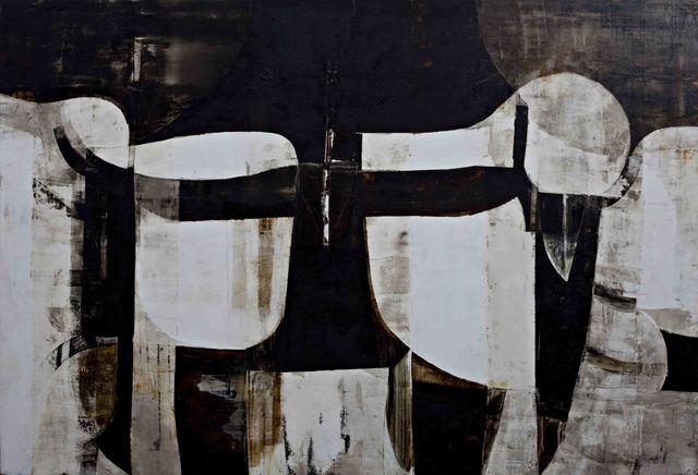 , 'el miedo arquero,' 2014, Galeria Baobab