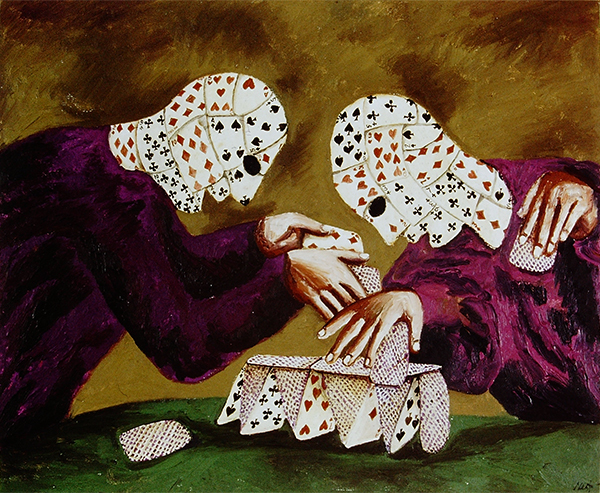 , 'Violet Players,' 1994, Hal Bromm