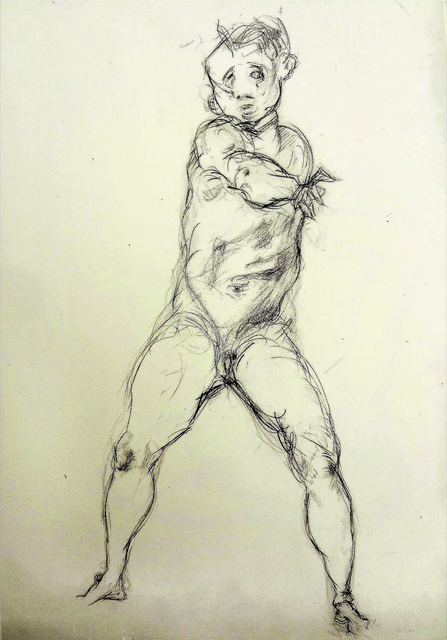 Alfred R Kelman, 'The Pixie', N/A, Kate Oh Gallery