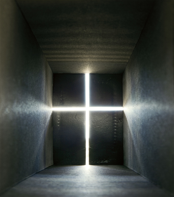 , 'Arquitetura de Autor (Church of Light),' 2010, Christopher Grimes Projects