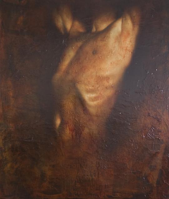 , 'Textured Torso,' 2014, Accesso Galleria