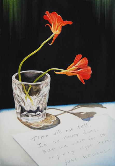 Paul Pitsker, 'Because (framed)', 2016, George Billis Gallery