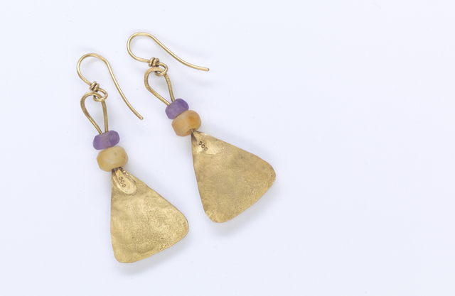 , 'Earrings (10),' , Pangolin