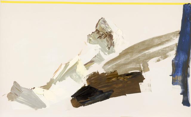 , 'Study of Landscape 70,' 2017, Aki Gallery