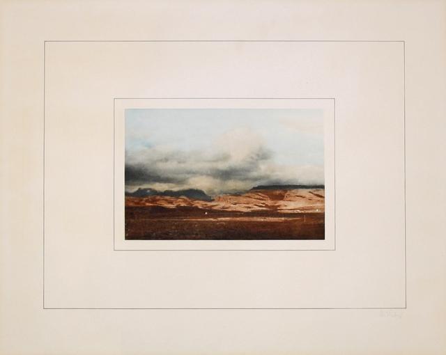 , 'Kanarische Landschaften Ic,' 1971, Galerie Ostendorff