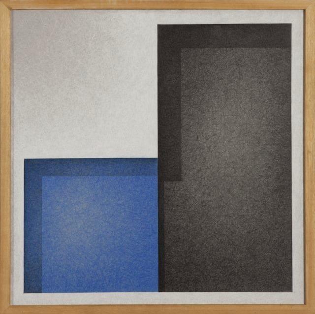 , 'JA,' 2013, Christine König Galerie