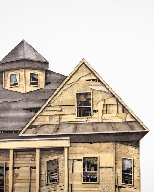 , 'House Studies Series VIII,' 2019, Paradigm Gallery + Studio