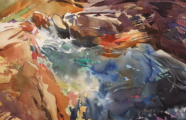 , 'Water Rhythms,' 2018, Wallace Galleries