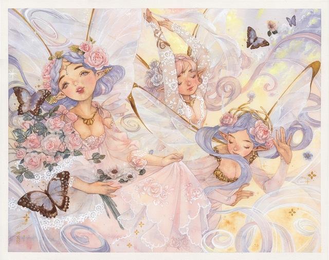 Karla Rodriguez, 'Heaven's Parade', 2019, Haven Gallery