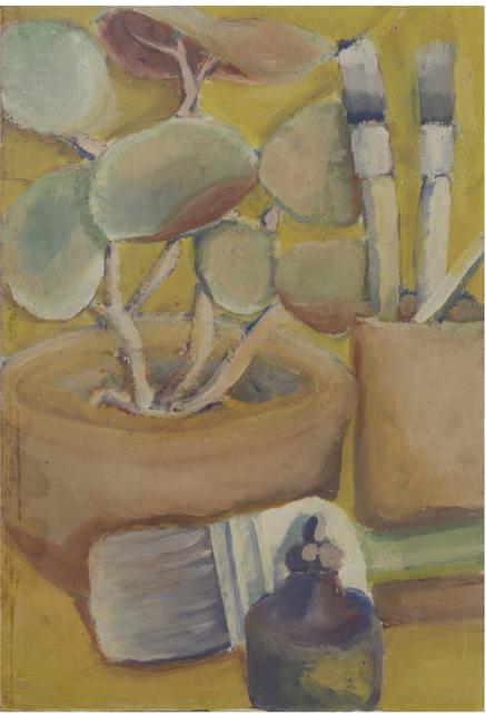 , 'Still Life,' 1975, Galería Nudo