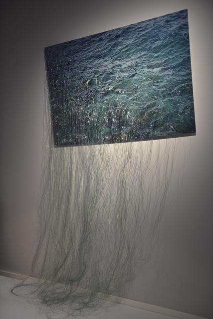 , 'Waterfall,' 2017, Bendana   Pinel
