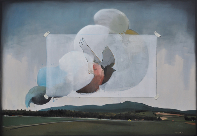 , 'Traum von Freiheit I,' 2018, Bode Gallery