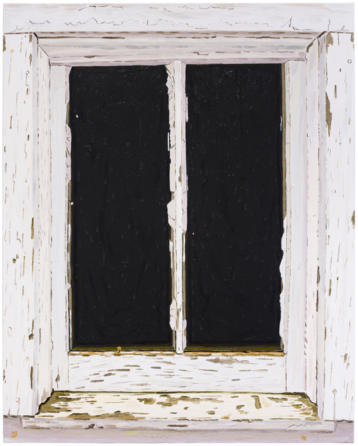, 'Woodshed Window (April 2018),' 2018, Peter Freeman, Inc.