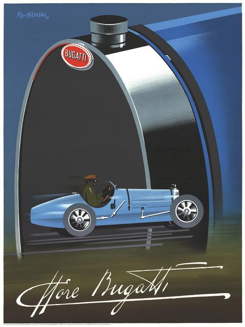 , 'Bugatti,' 1989, ArtWise