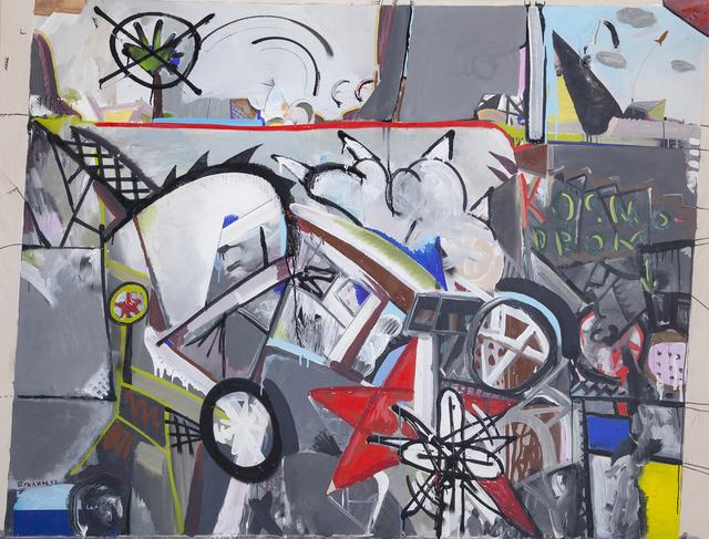 , 'Spaceport,' 2013, Anna Nova Gallery
