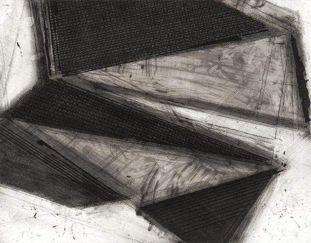 José Pedro Croft, 'Sin título', 2018, Proyecto Paralelo
