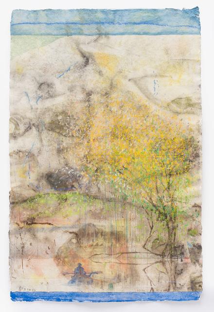 , 'Strings - Soft Spring,' 2018, Reynolds Gallery