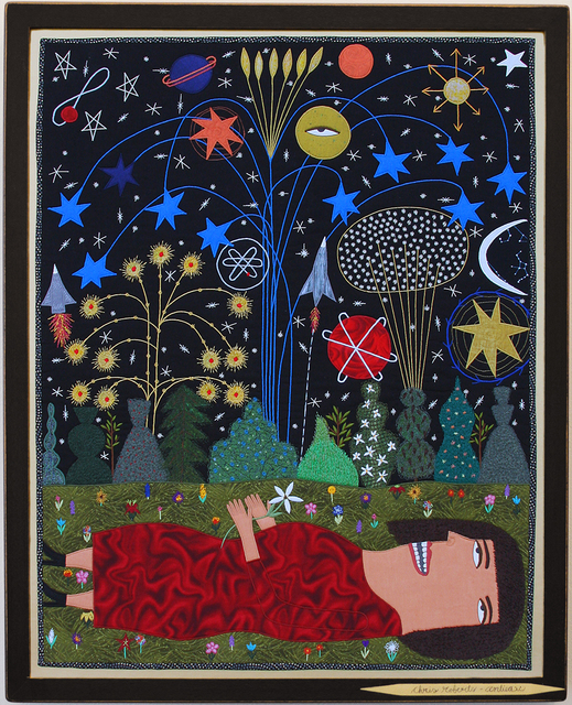 , 'Watching The Fireworks,' 2013, Antieau Gallery