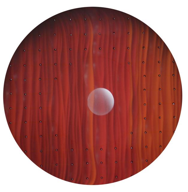, 'Red 3D-Sphere,' 2015, Addison/Ripley Fine Art