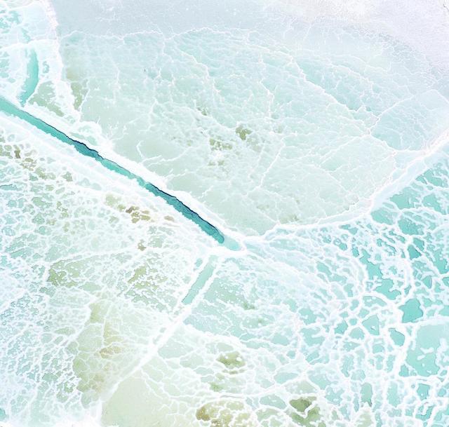 , 'Dead Sea Salts II,' 2017, Bau-Xi Gallery