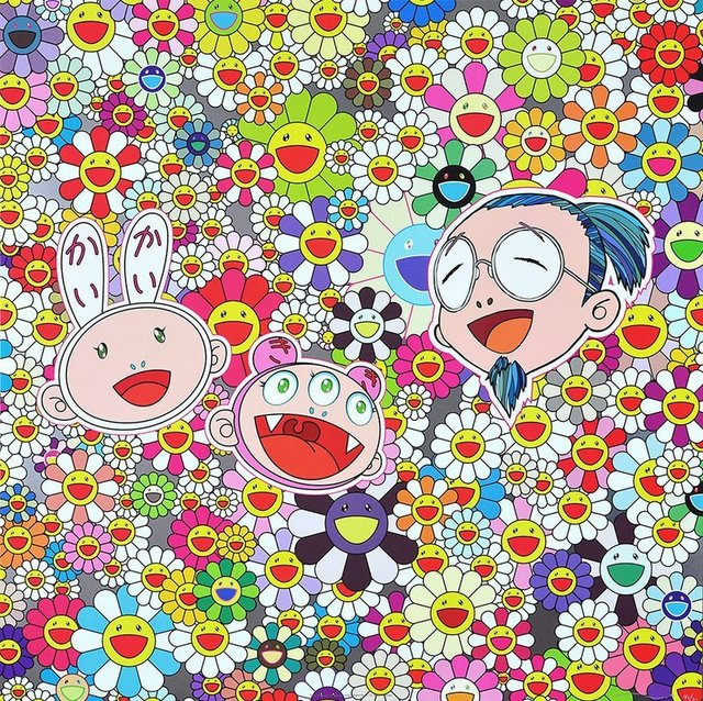 Takashi Murakami, 'Kaikai Kiki and Me', 2008, Hang-Up Gallery
