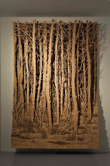 , 'Forêt 3,' 2015, Suzanne Tarasieve
