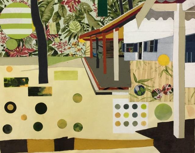 , 'Beach House Ubatuba,' 2017, Galeria Rabieh