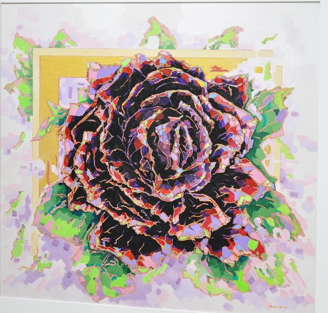 , 'Rose,' 2012-2015, GALLERY SHCHUKIN