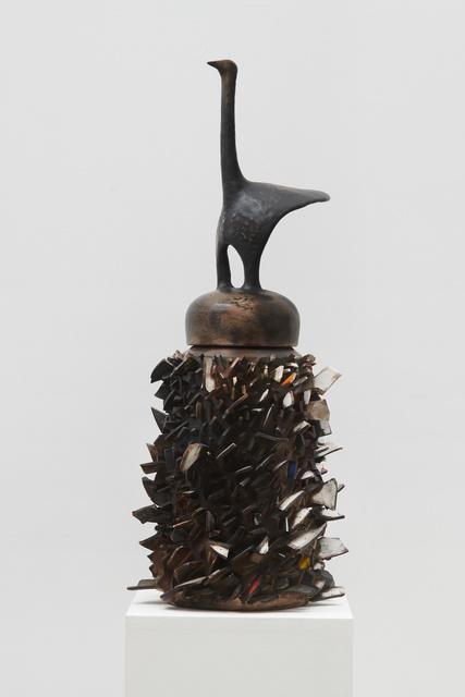 , 'Ceremonial Vessel,' 2018, De Buck Gallery