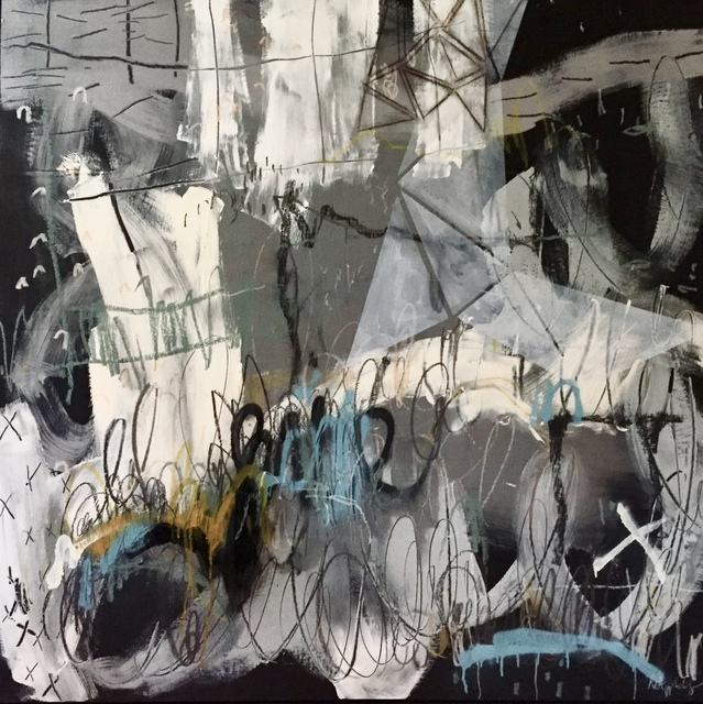 , 'A Fractured Harmony III,' 2018, &Gallery