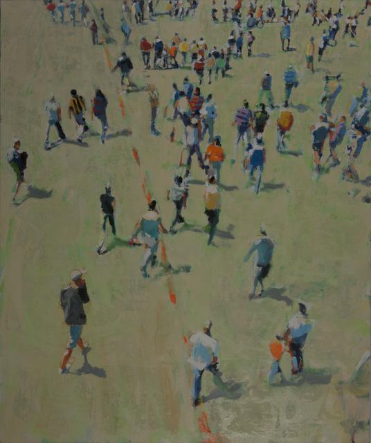 David Kapp, 'Ticket Lines ', 2016, Alpha Gallery