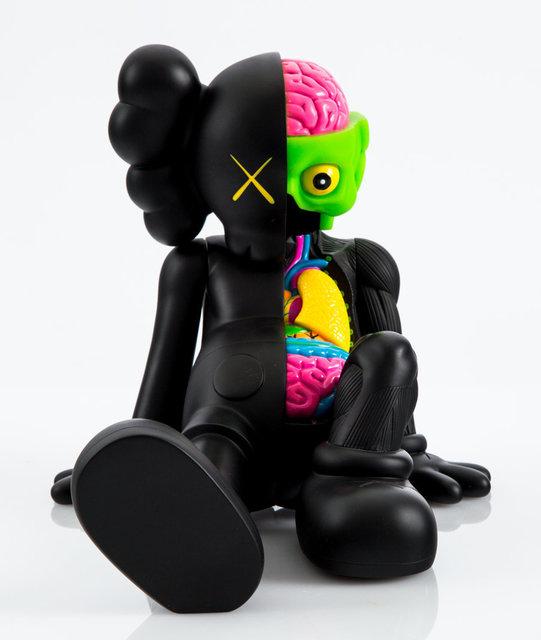 KAWS, 'Resting Place Companion (Black)', 2013, Other, Painted cast vinyl, Heritage Auctions