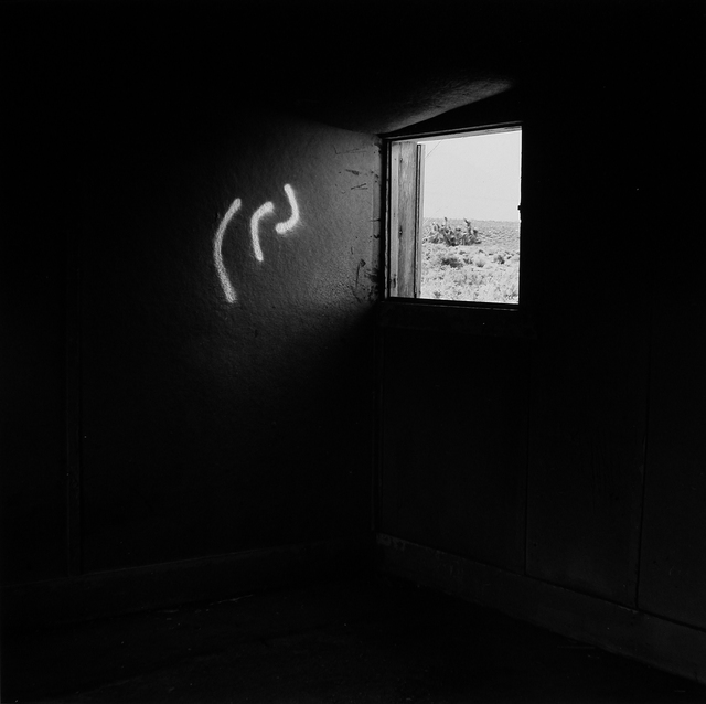 , 'Vandalism Series 74V02,' 1973-1975, wallspace_1