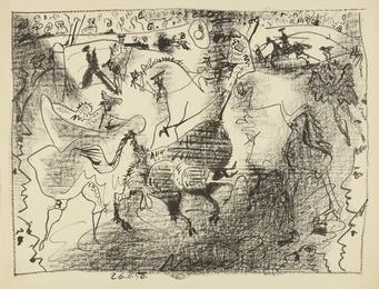 La Pique (B. 683; M. 196)