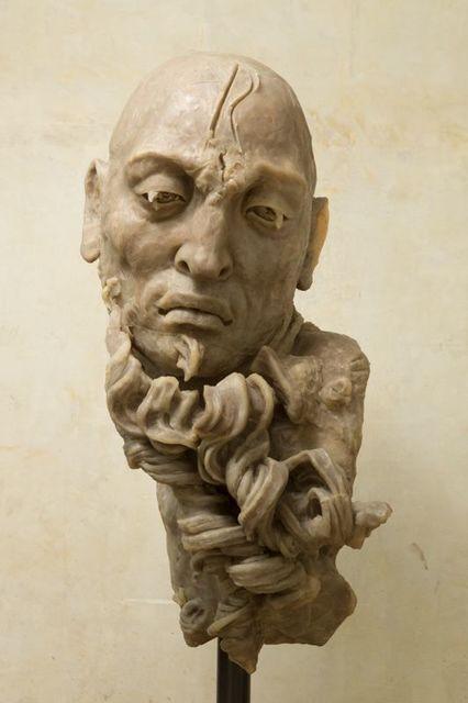 , 'Barbudo III,' 2005, Terreno Baldío