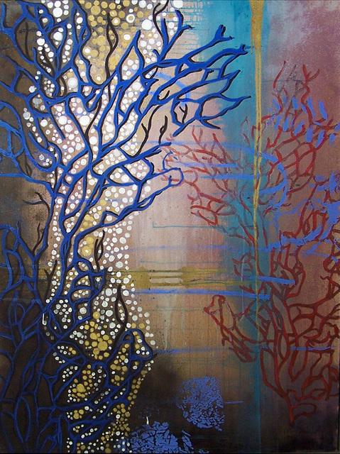 , 'Tree Coral,' 2014, Rosenbaum Contemporary