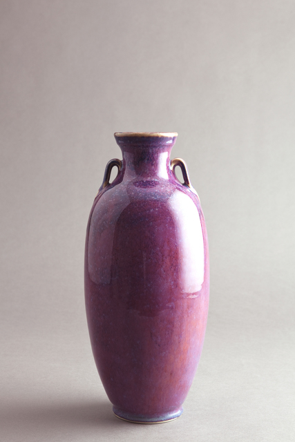 , 'Mise vase, purple passion glaze,' , Pucker Gallery